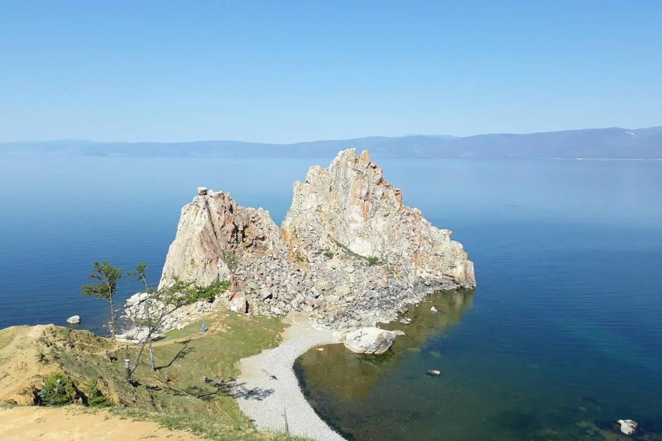 Названы места, где сбываются желания на Байкале
