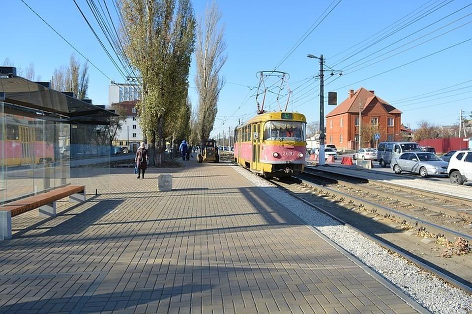 Трамваи №2, №6 и №12 ходят по прежним маршрутам.