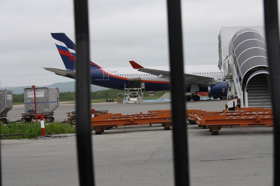 Чартерные рейсы на Сахалин запланированы с 3 июля до конца сентября