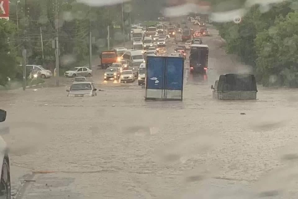 Потоп на СХИ