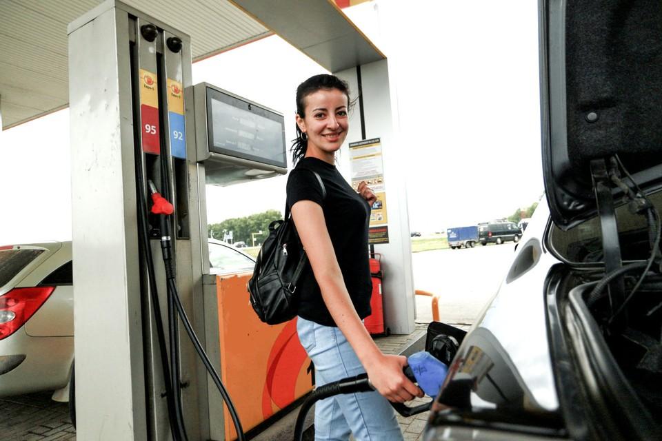 За год цена на бензин в регионе выросла свыше 6 процентов