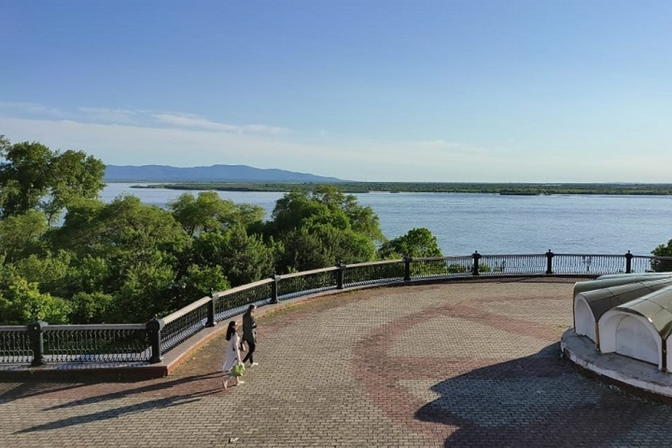Погода 10 июня в Хабаровске: будет тепло, но пройдет небольшой дождь
