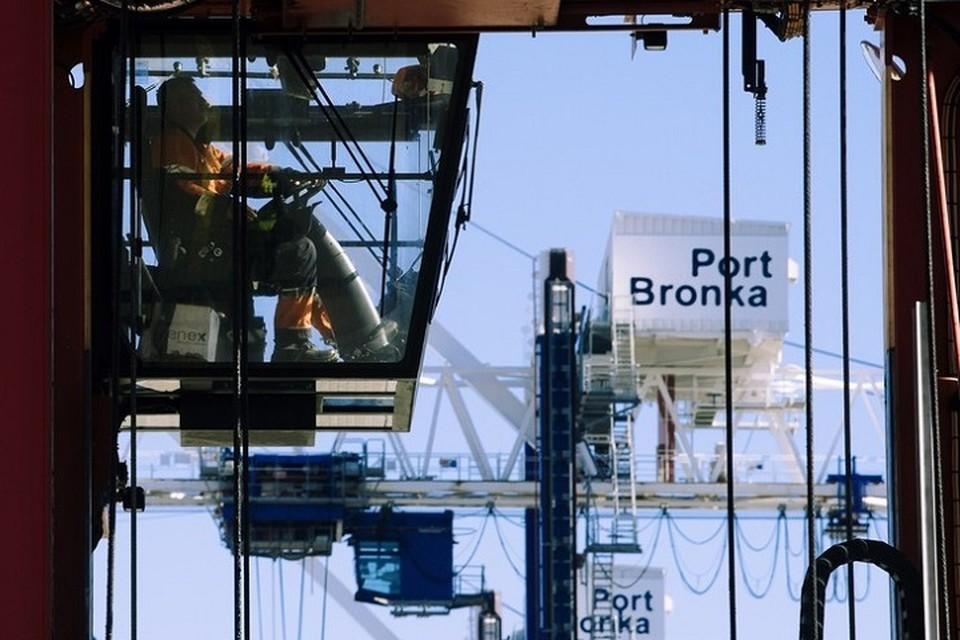 """Порт """"Бронка"""" могут национализаровать. Фото: ММПК """"Бронка""""."""