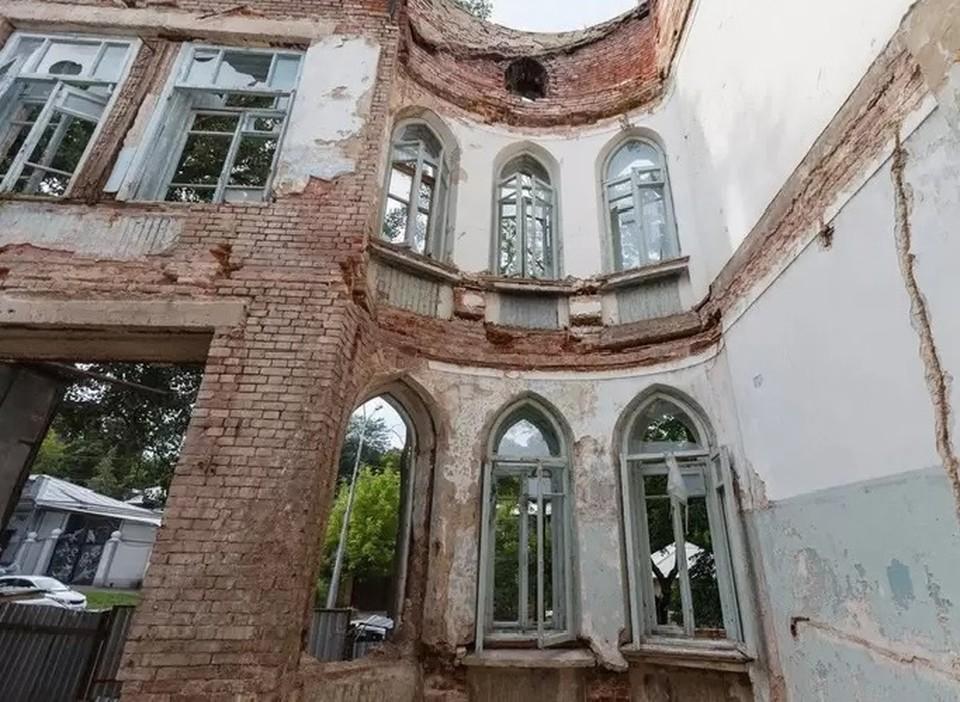 Пожалуй, самое страшное место Ставрополя – знаменитый дом №100 на улице Комсомольской