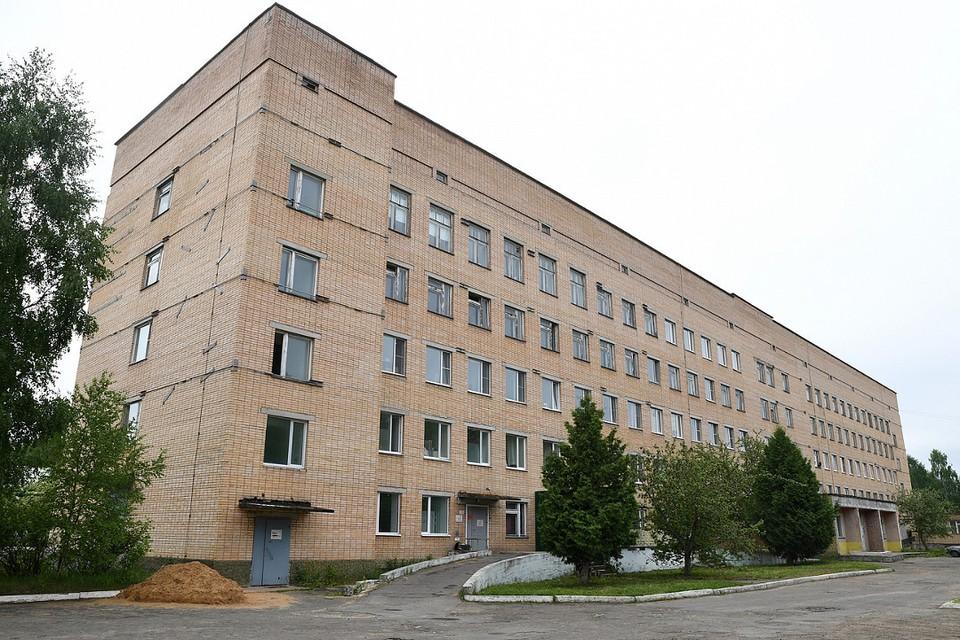 Кимрскую ЦРБ капитально отремонтируют. Фото: ПТО