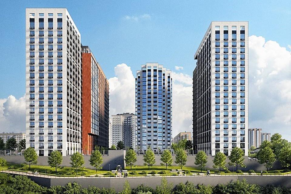 Новый ЖК от ГК «Каркас Монолит»: комфорт, инфраструктура, удобное расположение. Фото: предоставлено КП