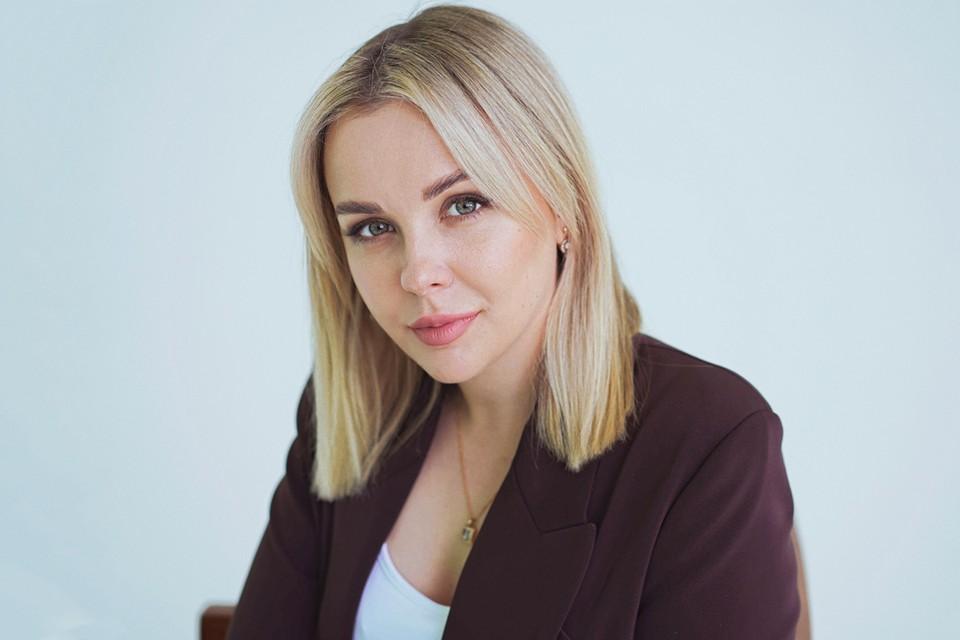Дарья Карасева. Фото: партия «Новые люди».