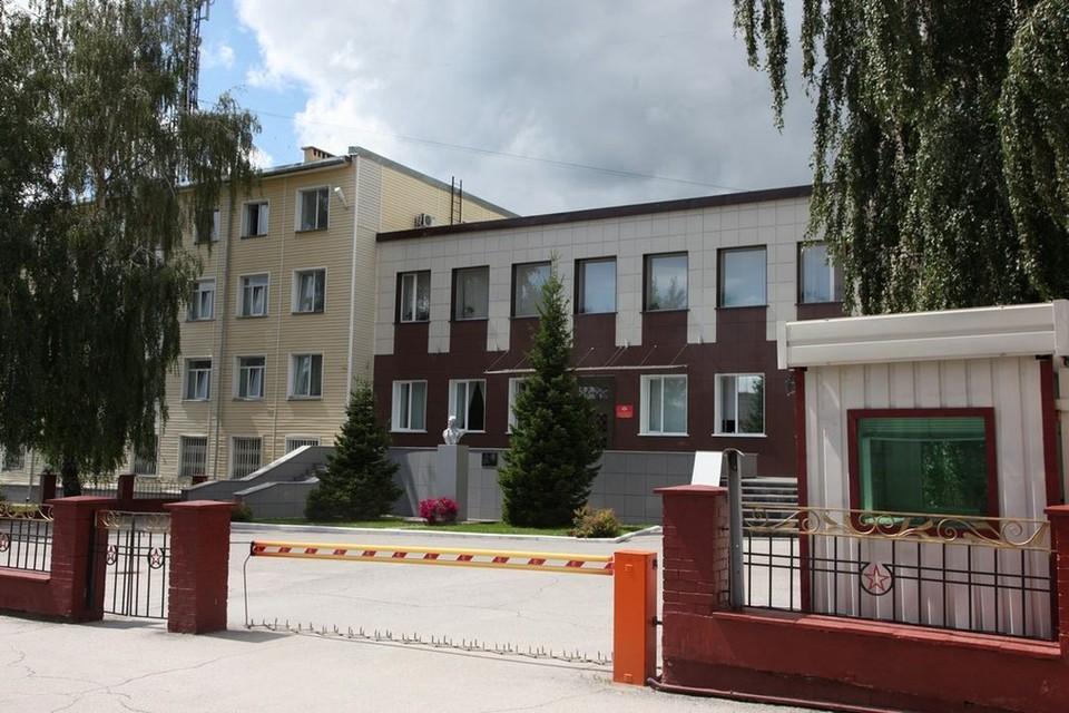 Умер преподаватель военного института Росгвардии. Фото: nvi.rosgvard.ru