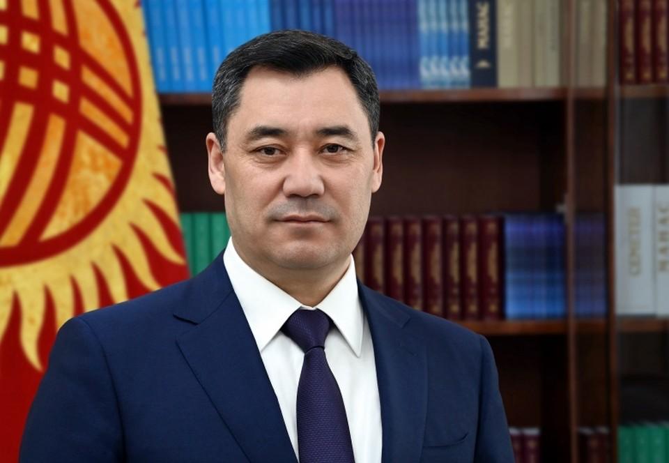 Садыр Жапаров сделал обращение по случаю 11-й годовщины июньских событий.