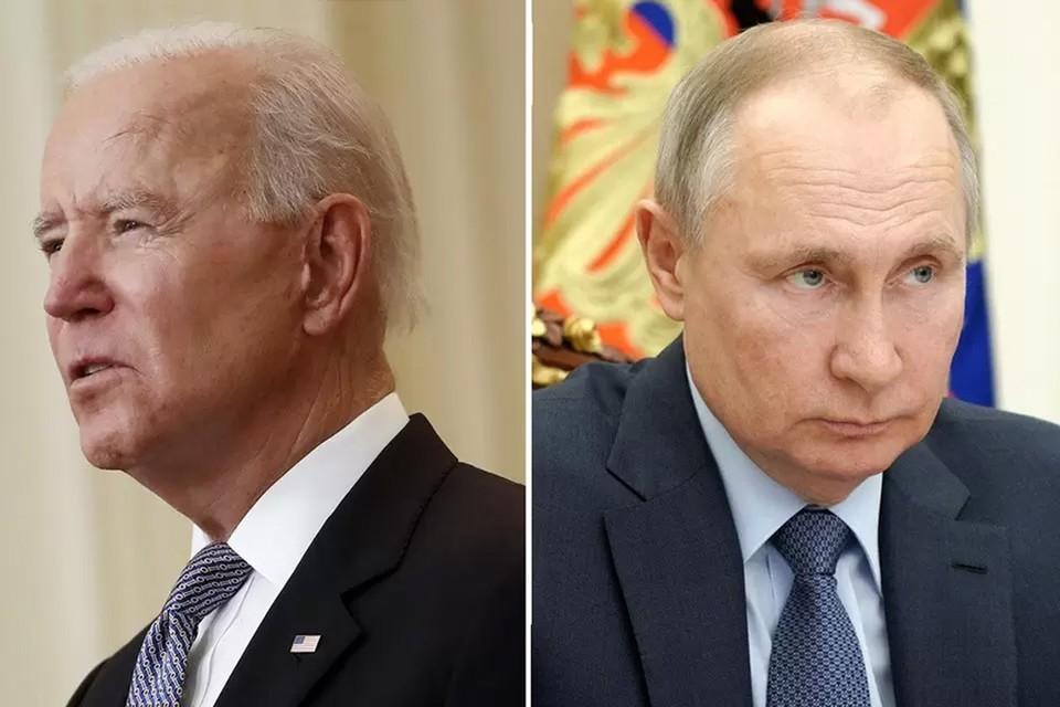 Президент США Джо Байден встретится с российским коллегой Владимиром Путиным на вилле «Ла Гранж» в Швейцарии 16 июня. Фото: Global Look Press