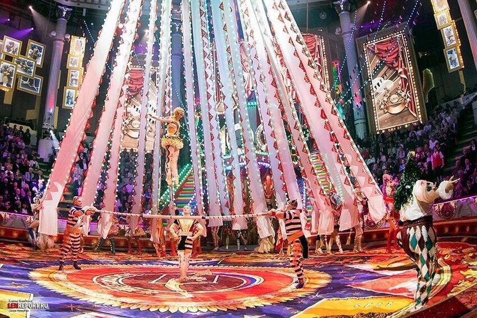 Новый спектакль с участием наследников славы великолепного мастера циркового искусства. Фото: Архив цирка Филатовых.