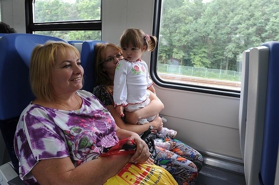 В Госдуме поддержали предоставление семьям с детьми льготных тарифов на поезда