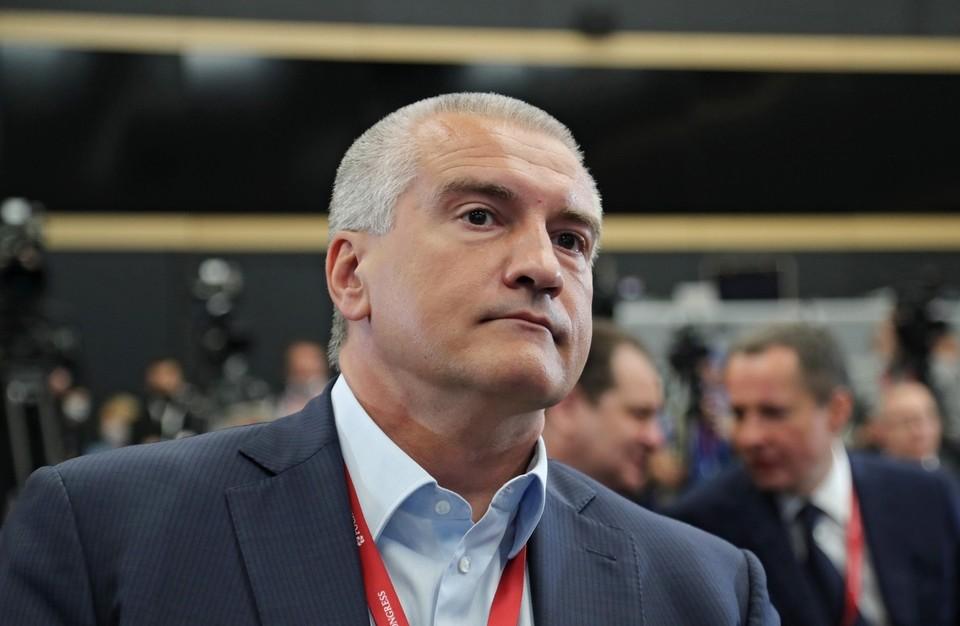 Совет является консультативным и координационным органом при главе РК. Фото: Сергей Аксенов / Вконтакте.