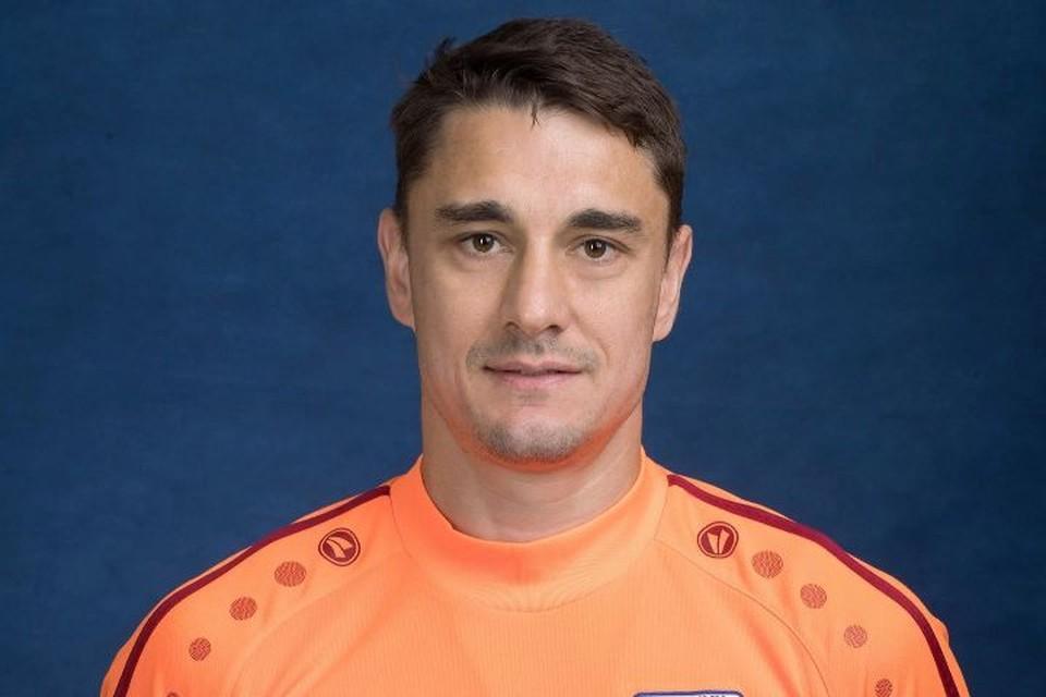 Дмитрий Яшин пришел в команду в 2013 году. Фото: «ФК «Шинник» Ярославль»