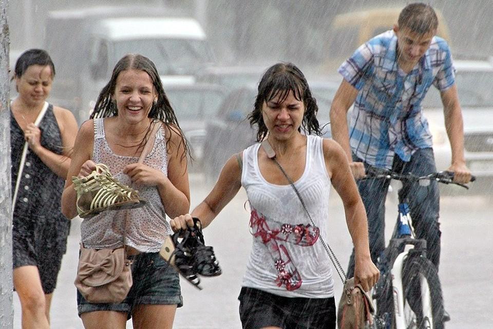 Дождь прогнозируют на территории всего Татарстана.
