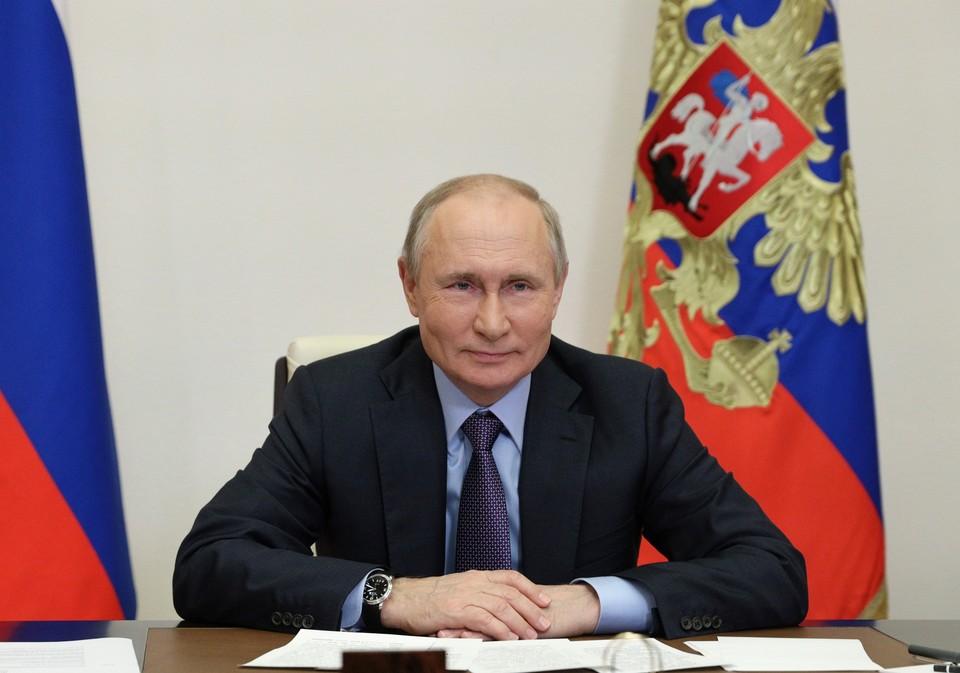 Владимир Путин выступил против милитаризации в космической сфере
