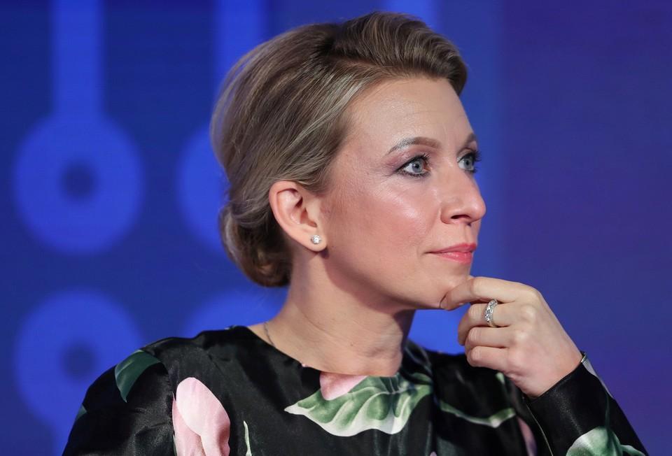 Захарова прокомментировала призыв НАТО исключить США и Чехию из списка недружественных стран