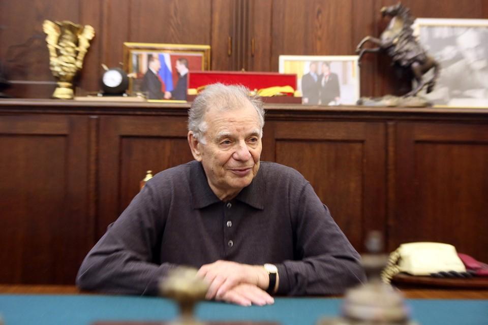 Матвей Алфёров — внук известного физика и нобелевского лауреата Жореса Алферова. Фото: Тимур Ханов