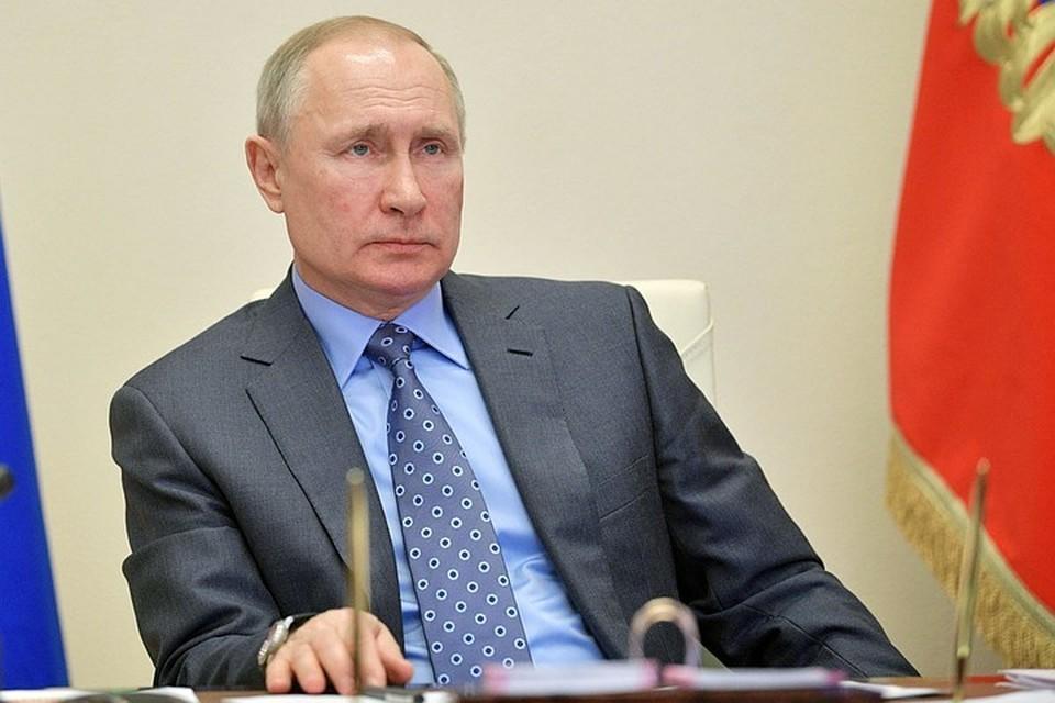 Путин подписал указ о назначении выборов в Госдуму на 19 сентября 2021