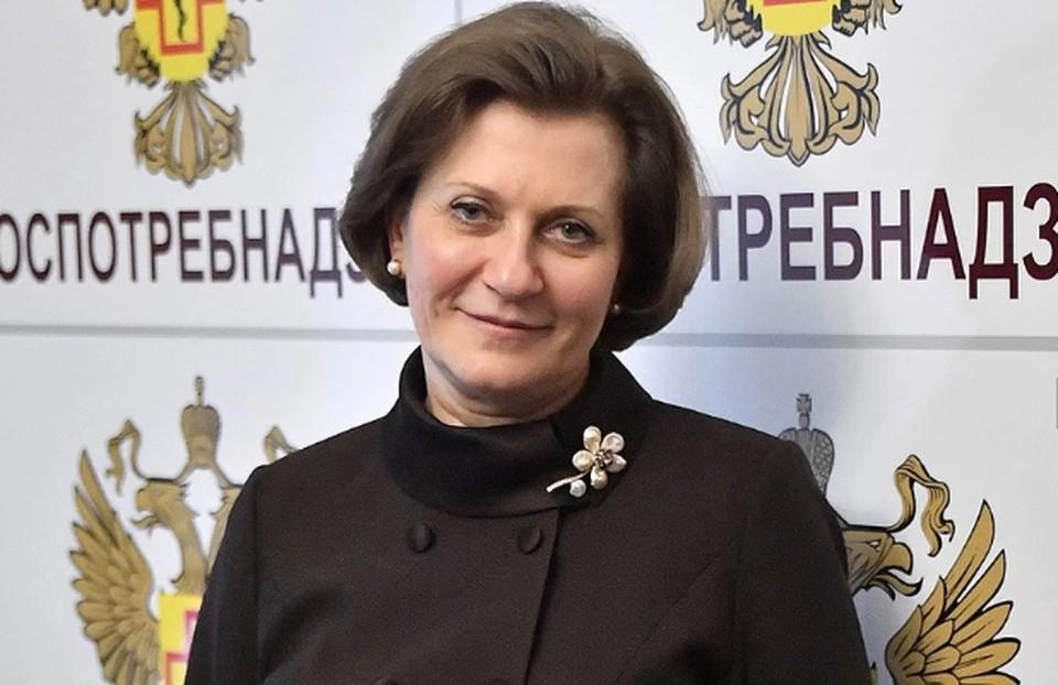 Анна Попова.