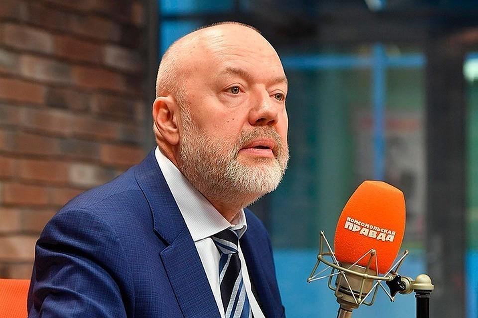 Глава Комитета Госдумы по законодательству Павел Крашенинников.
