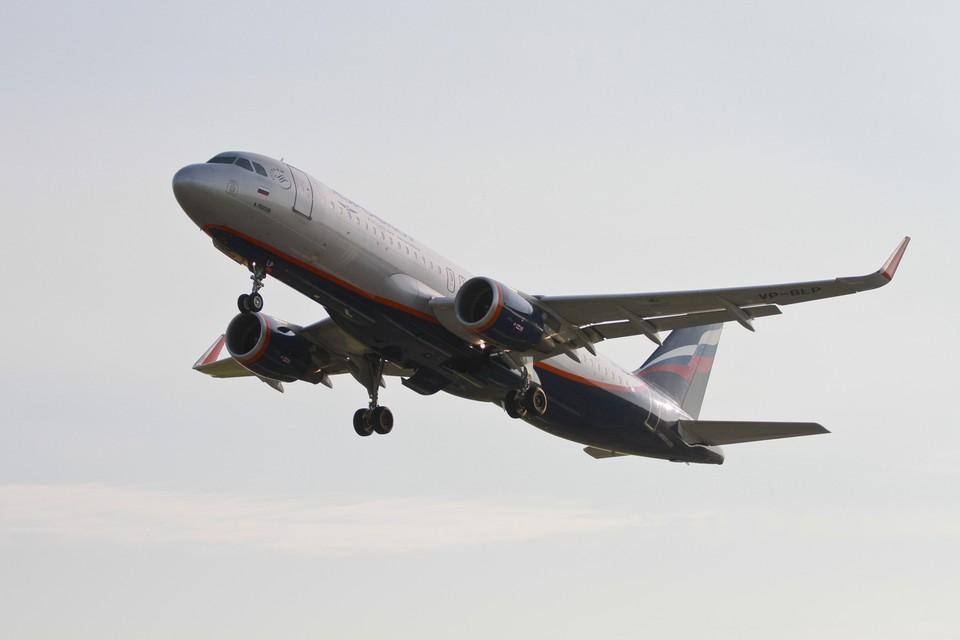 Полеты осуществляется авиакомпанией AZUR air.