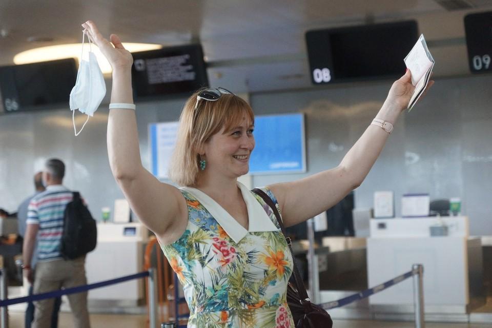 В Самаре вновь открыли прямые перелеты в Турцию