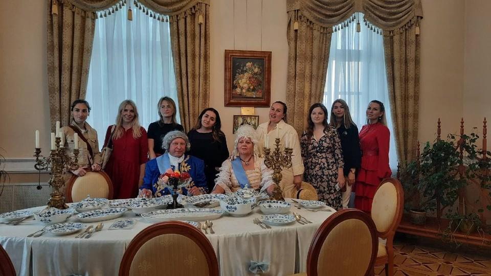 Смоленские журналисты и блогеры отправились в пресс- и инстаграм-тур «Дорогами Потемкина».