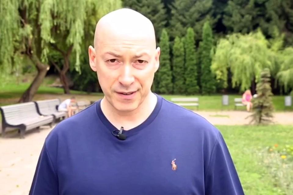 Гордон не сдержался. Он записал десятиминутное видеообращение к Филиппу Бедросовичу в центре Киева