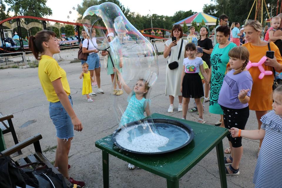 Вот оно детское счастье. Фото: НЗМП