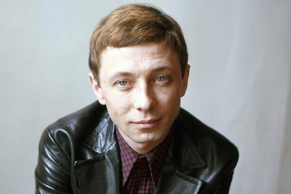 Актер Олег Даль.