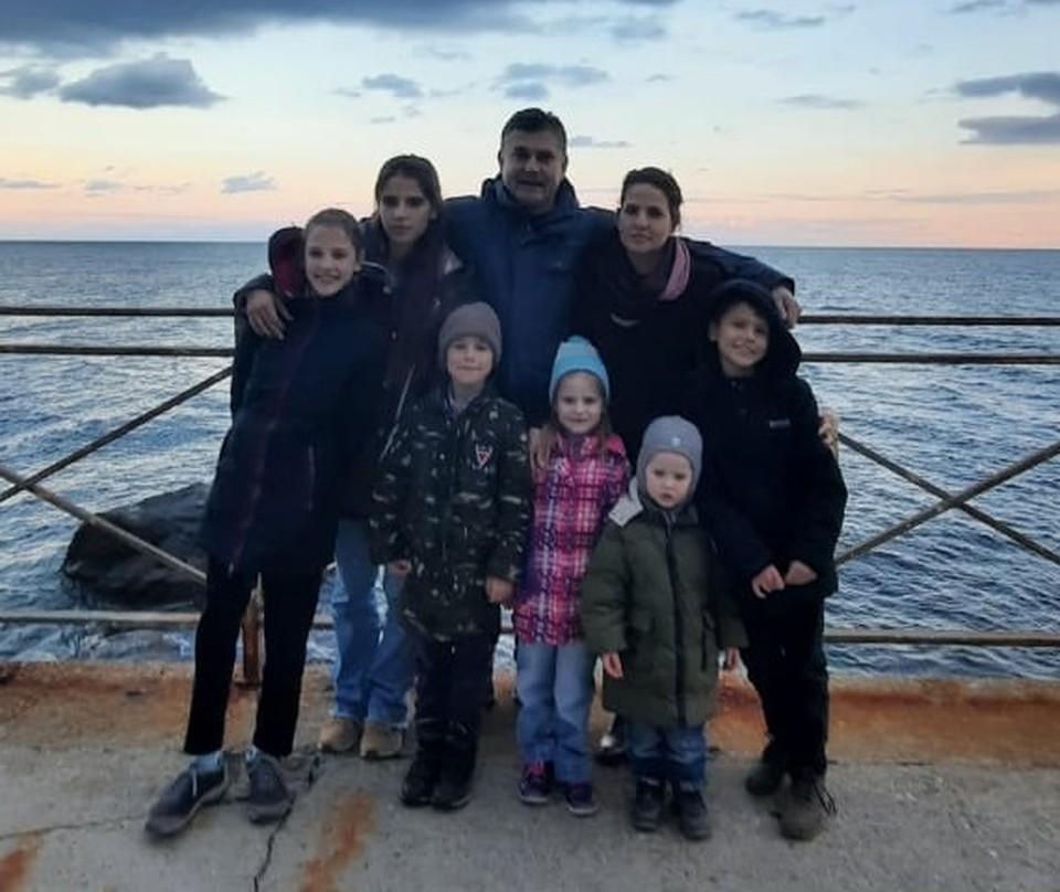 В Семье Сороколатовых шестеро детей. Фото: Людмила Сороколатова.