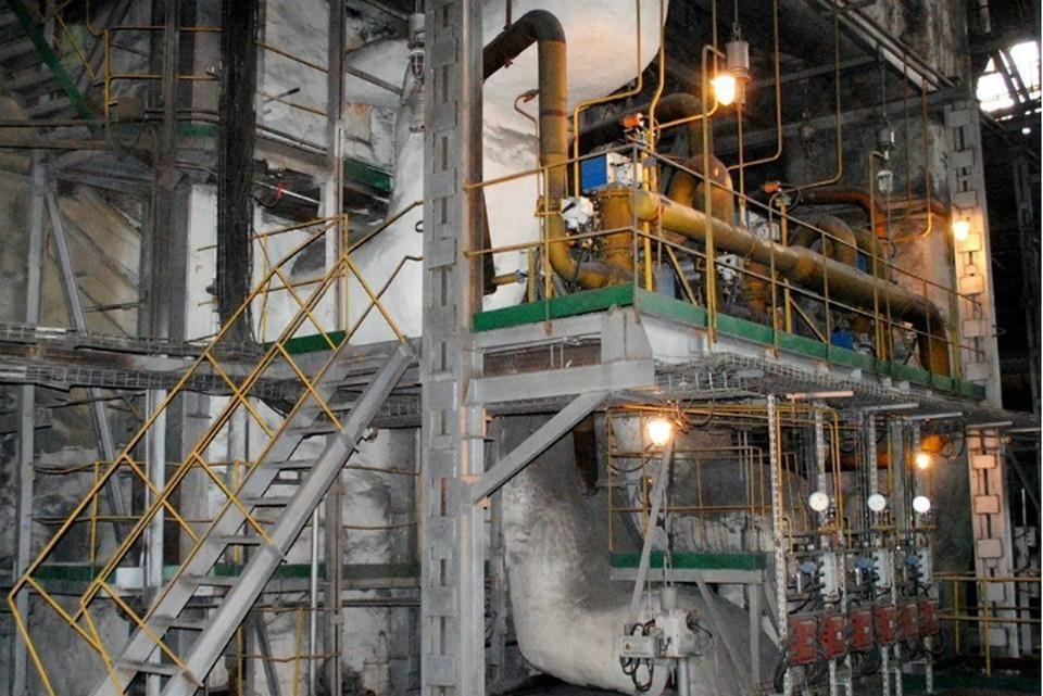РусГидро готовится снести часть зданий ТЭЦ-1 в Хабаровске. Фото: Дальневосточная генерирующая компания