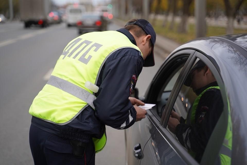 74 штрафа ГИБДД оплатил сибиряк после ареста машины