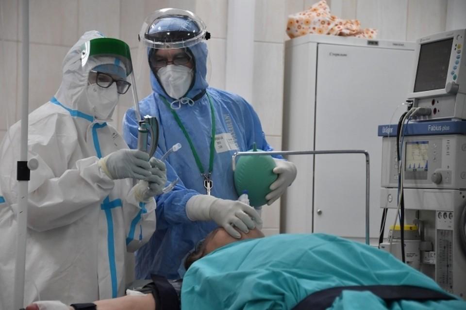 В Коми с каждым днем растет число зараженных коронавирусом