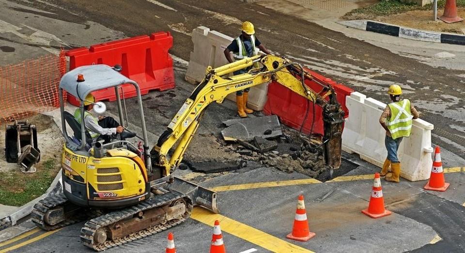Улица Ауэзова от проспекта Абая до улицы С. Сейфуллина в Нур-Султане будет частично перекрыта
