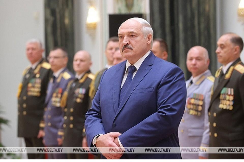 Лукашенко заявил о заявил о начале «террористической атаки на Беларусь». Фото: БелТА