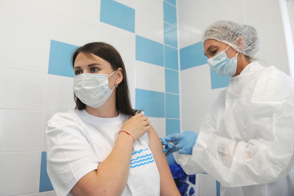 Полный список пунктов вакцинации в ТЦ Санкт-Петербурга