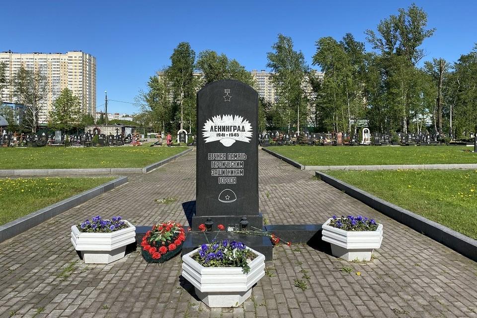 В войну на Серафимовском кладбище похоронили более 62 тысяч мирных жителей и более 1600 военнослужащих. Фото: КГИОП СПб