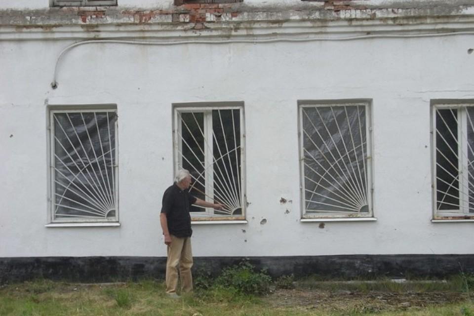 В ЛНР три дома повреждены обстрелом ВСУ