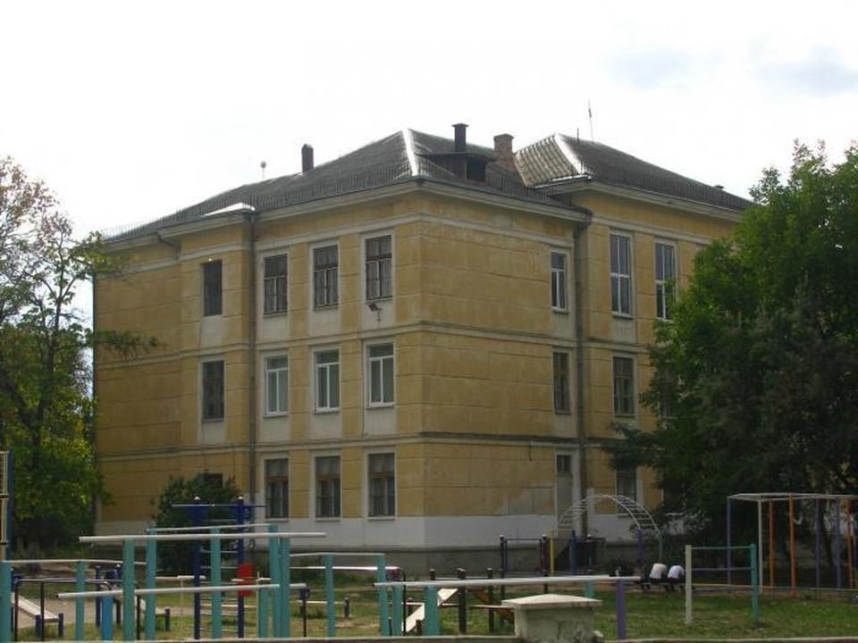 Школа № 36 в Хмельницком