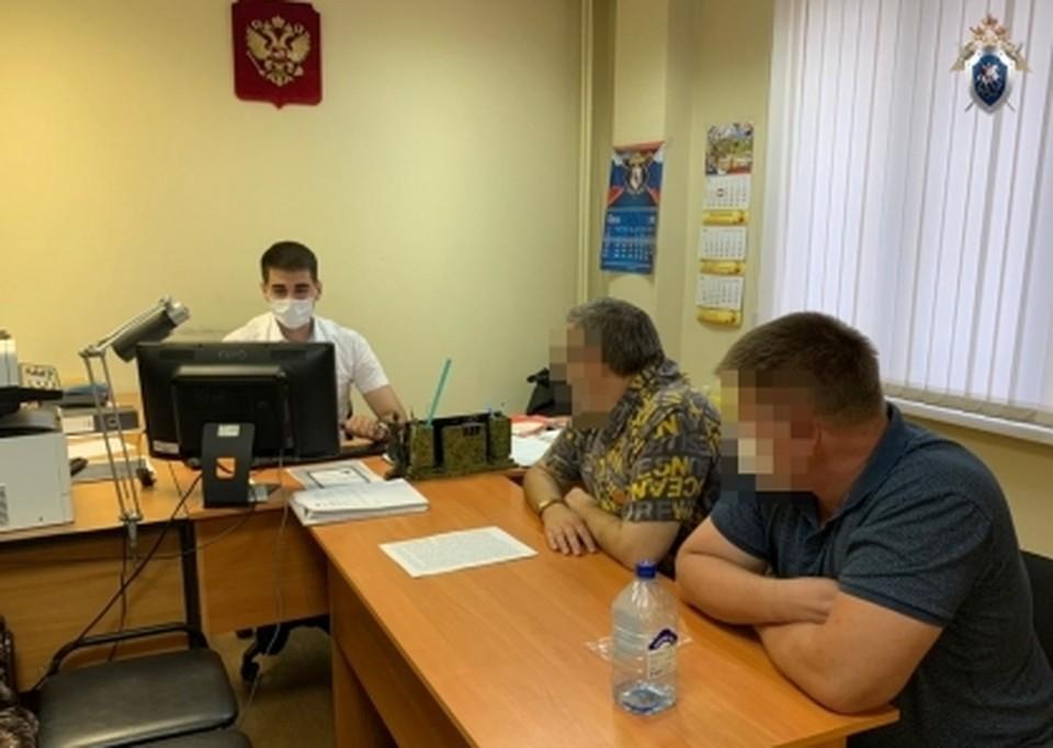 директора МКУ УИЗТ Николая Лаврова задержали на рабочем месте