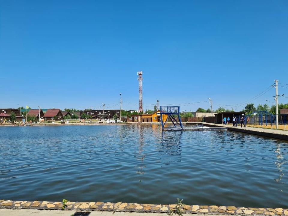 В Донском утонул 17-летний подросток
