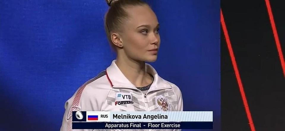 Гимнастка недавно удачно выступила на чемпионате Европы в Швейцарии