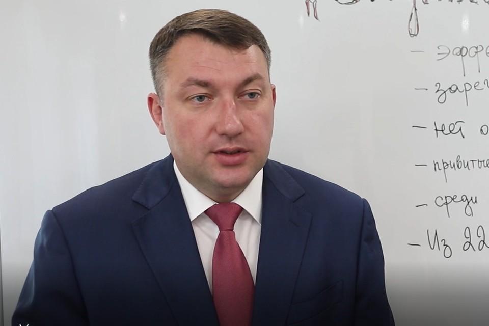 «Спутник V» доказал свою эффективность и на Сахалине, отметил Владимир Ющук