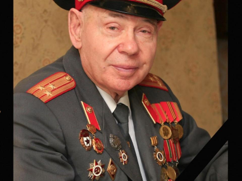 В Туле скончался ветеран Великой Отечественной войны Алексей Мосин