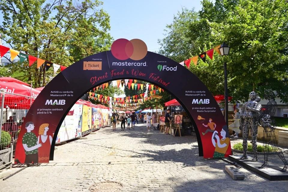 Фестиваль продлится три дня (Фото: сайт мэра Кишинева).