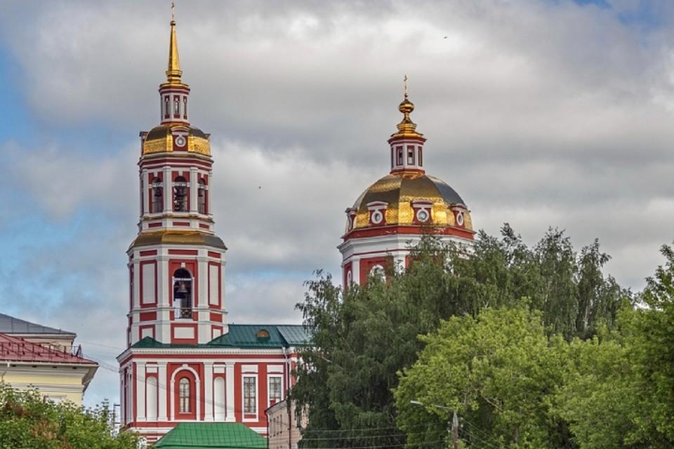 Работа по восстановлению собора ведется с 1994 года. Фото: спасскийсобор.рф