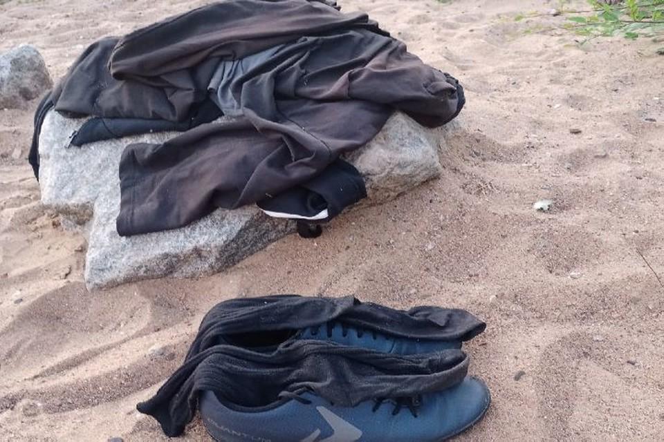 """Очевидцы решили, что мужчина мог утонуть в Волге. Фото: группа ВКонтакте """"Подслушано Ярославль"""""""