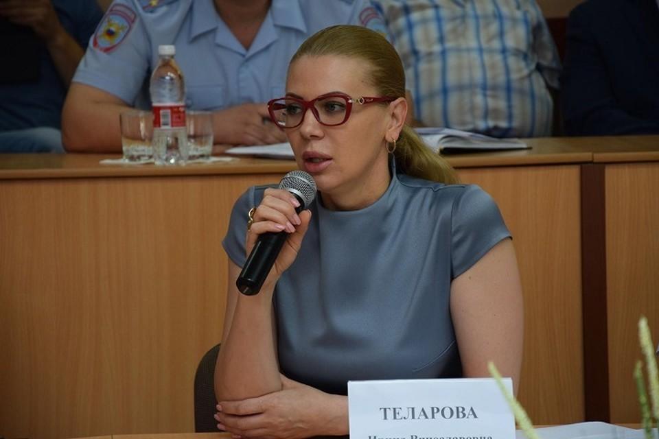Ирина Теларова - директор департамента потребительского рынка РО. Фото: соцсети